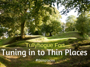 Thin Places Podcast - Tuning in to Thin Places