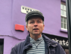 Barry Moloney - Kinsale Tour guide