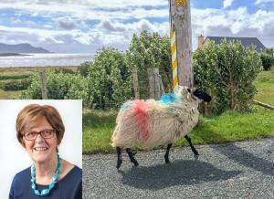 Patricia Byrne discusses Achill Island