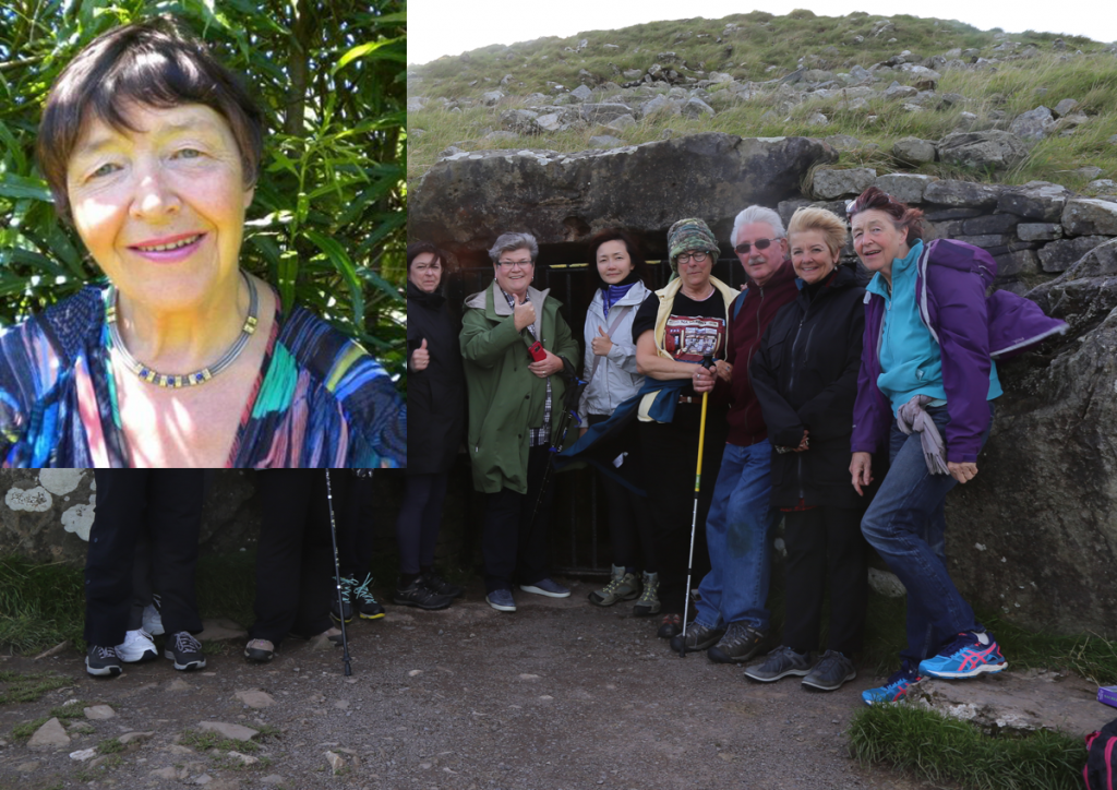 Dolores Whelan - Celtic Spirituality and Thin Places